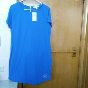 Michael Kors T-shirt dress brand new no flaws